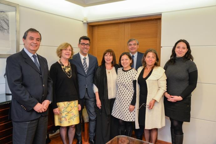Autoridades de la CDS dieron bienvenida a nuevos Directores CESFAM