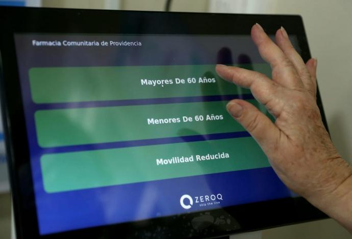 Modernos Totem facilitarán atención a pacientes de la Red de Salud Municipal
