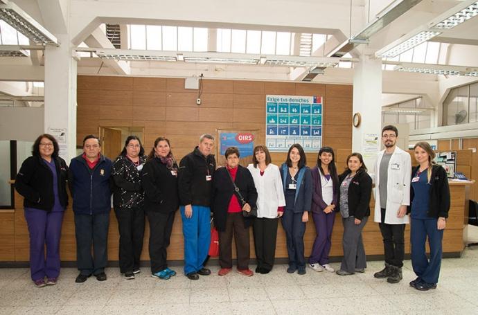 CESFAM Alessandri realizó actividad de promoción de salud y bienestar