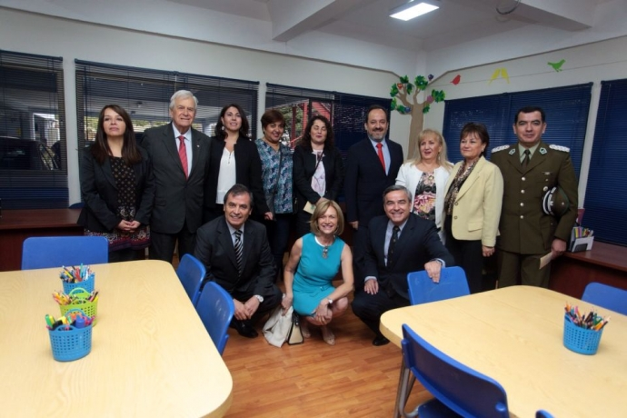 Colegio Providencia inaugura nueva sala del Programa de Integración Escolar