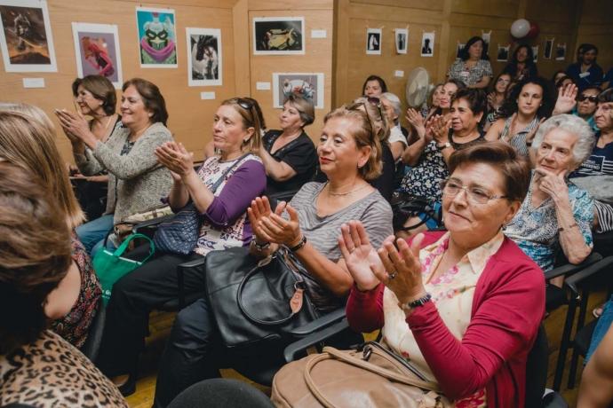 CESFAM Dr. Alfonso Leng conmemoró Día Internacional de la Mujer
