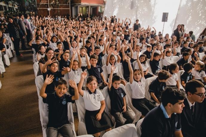 Se inicia el año escolar 2017 en Providencia